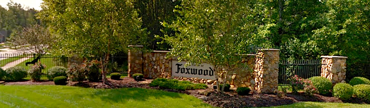 Forest at Foxwood Logo